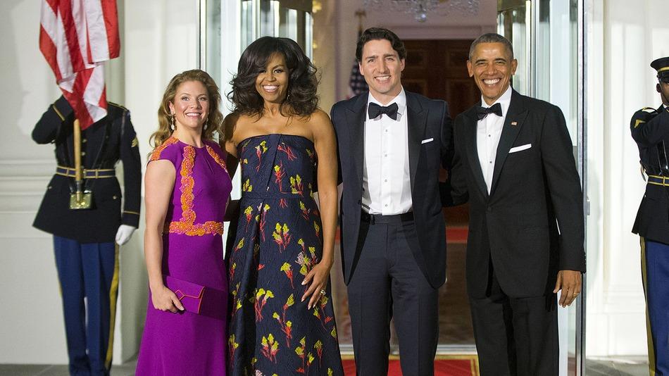Mr. Trudeau Goes to Washington