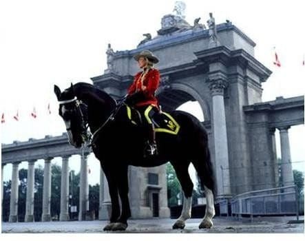 Canadian RCMP Officer