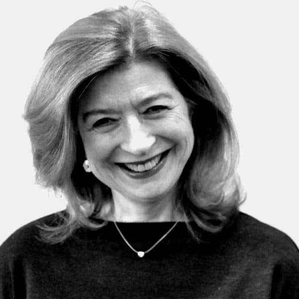 Barbara Jesson smiling